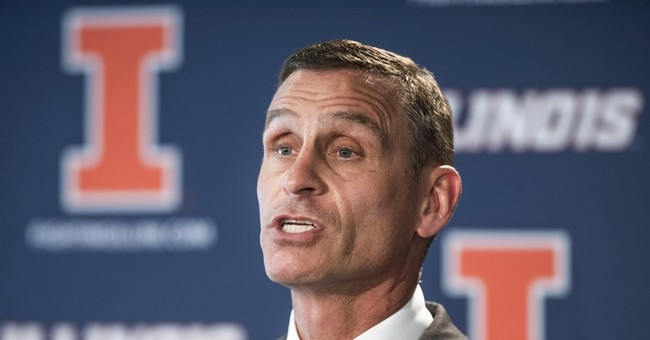 AP Exclusive: U of Illinois alumni vent over sports woes