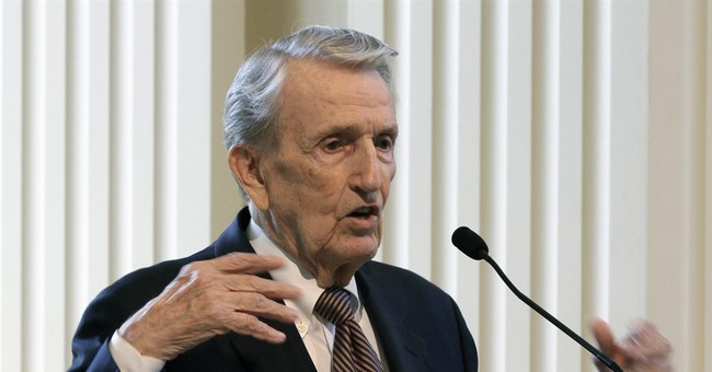 Ex-Arkansas governor, US senator Dale Bumpers dies at age 90