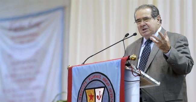 Scalia dismisses concept of religious neutrality in speech