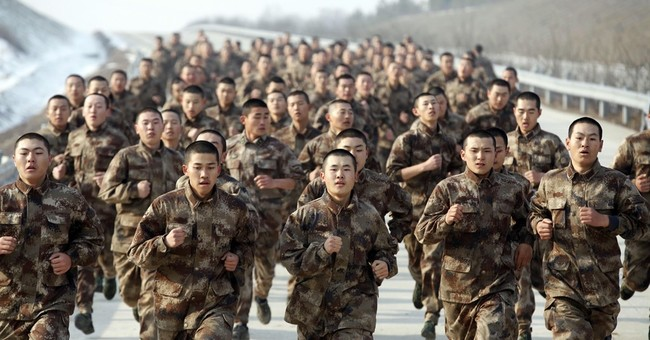 China creates 3 new army units to modernize military