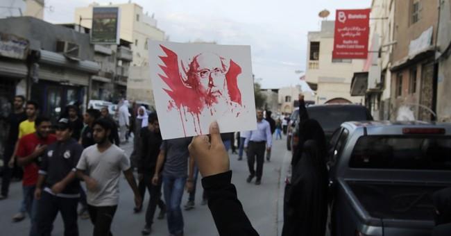 Iranian protesters damage Saudi embassy in Tehran
