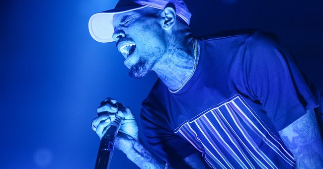 Vegas police investigating Chris Brown for alleged battery