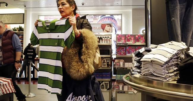 US consumer prices fell 0.1 percent in December