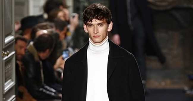Exaggerated proportions kick off Paris menswear shows