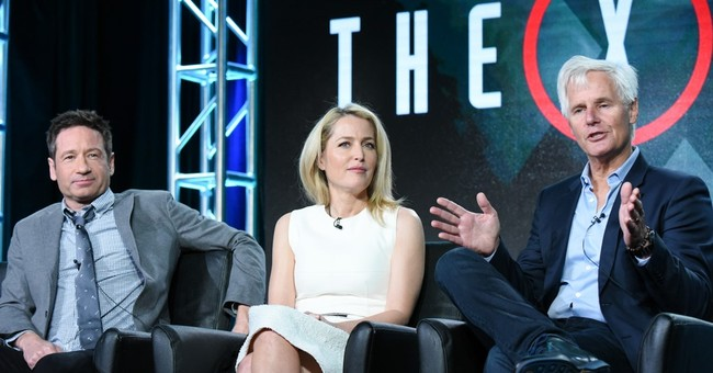 Scully, Mulder, paranoia return in 'The X-Files' reboot