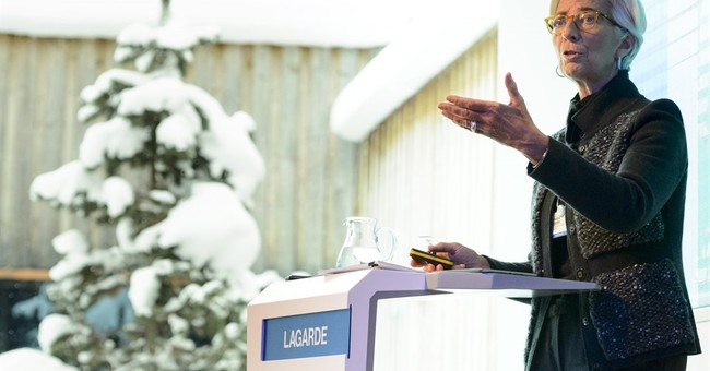 Anxiety in the air as world elite meets in Davos
