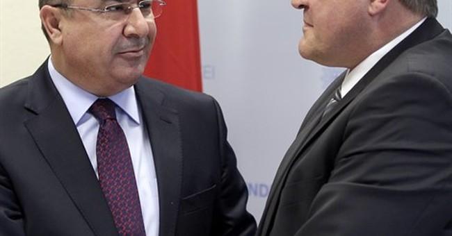 Germany, Turkey arrest 35 in raids against traffickers