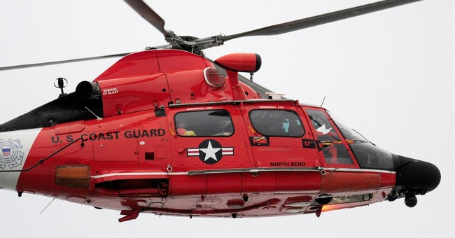 The Latest: Search suspended for 2 missing fishermen