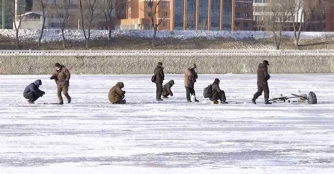North Korea's day of the 'Big Cold' lives up to reputation