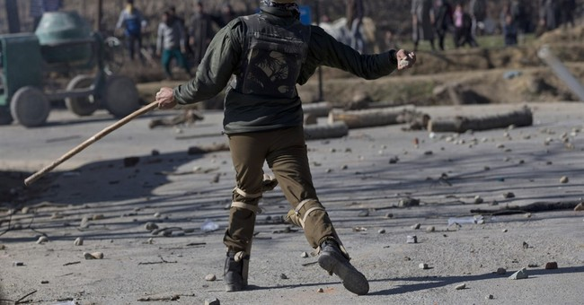 Deadly clashes erupt between police, protesters in Kashmir