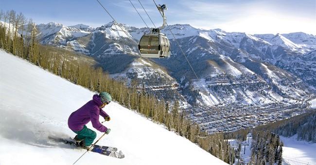 Colorado skiing: Tall peaks, small-town feel of Telluride