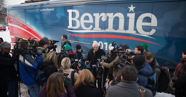 Hear him roar: Sanders taps youthful enthusiasm in his rise