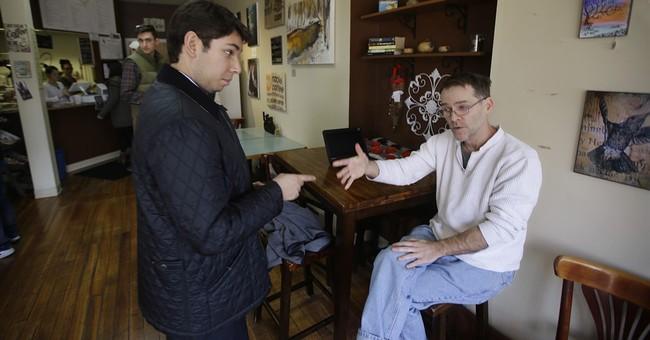 In struggling mill city, 24-year-old mayor seeks turnaround