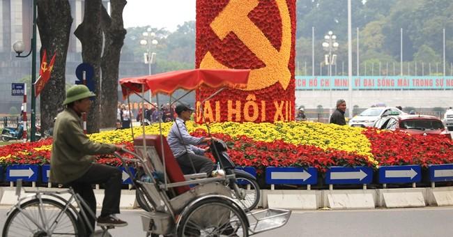 In Vietnam, people have virtually no say in choosing leaders