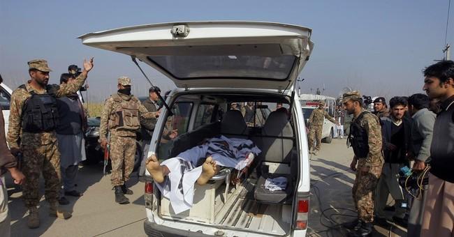 The Latest: Taliban spokesman disowns university attack