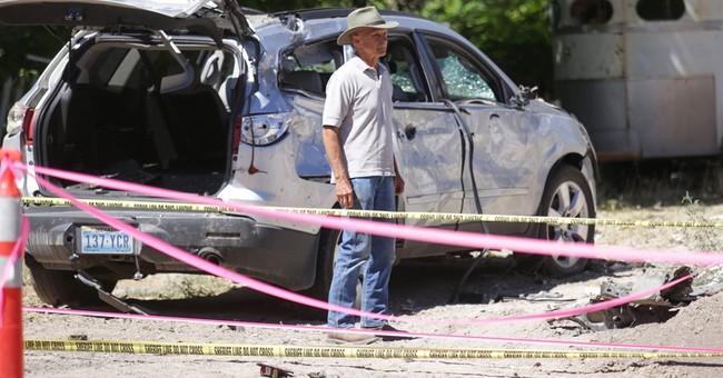State: Man had nursing license revoked before Nevada bombing