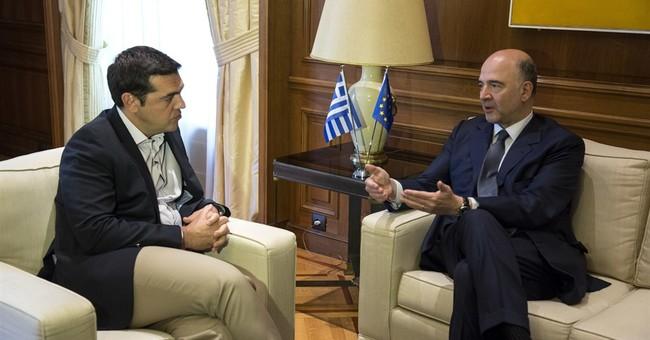 EU sticks to Greece optimism despite Brexit worries