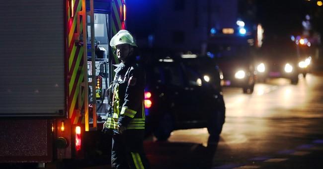 The Latest: Police: Attacker sought revenge on 'infidels'