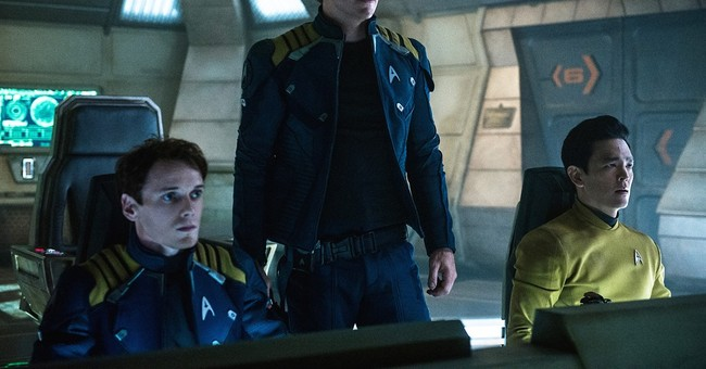 Review: A touch of humor invades 'Star Trek Beyond'