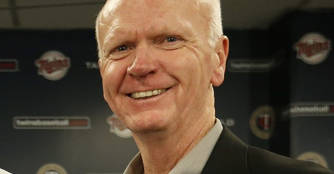 American League-worst Twins fire general manager Terry Ryan