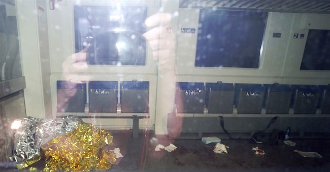 Hong Kong family hurt in German knife attack on train