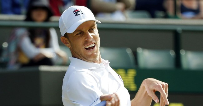 Querrey trying to build momentum after beating Djokovic