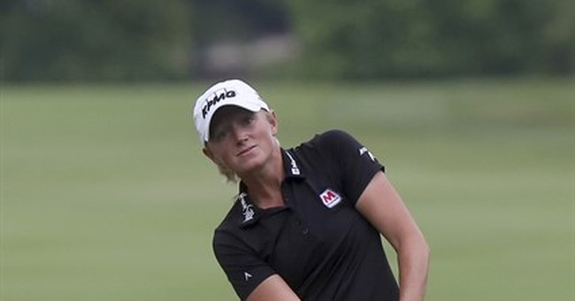 UL Crown first step on run-up to women's golf at Rio Games