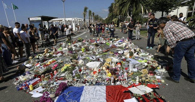 Step up fight against extremism, says mayor of Nice