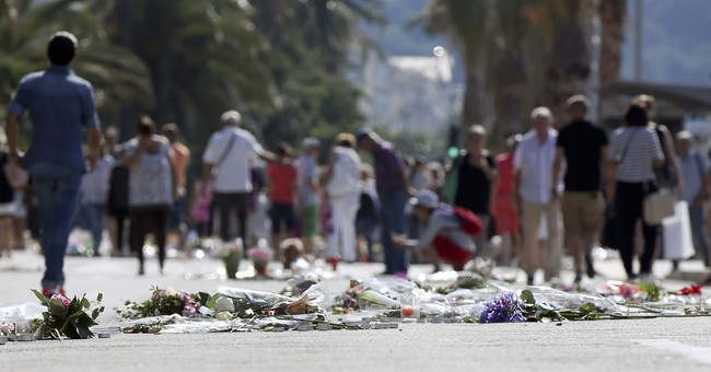 Truck rampage in Nice rattles an already unsettled France