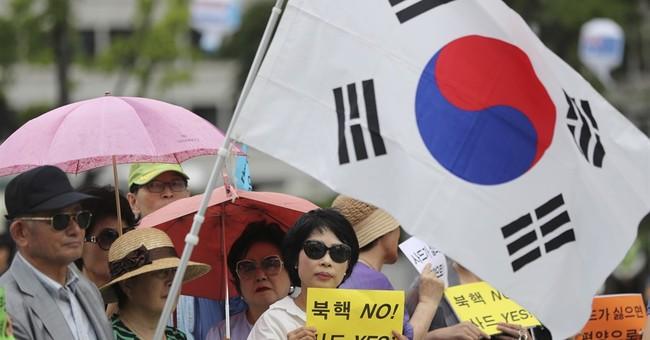 Seoul says North Korea has fired 3 missiles into sea
