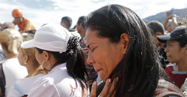 Middle-class Venezuelans liquidate savings to stockpile food