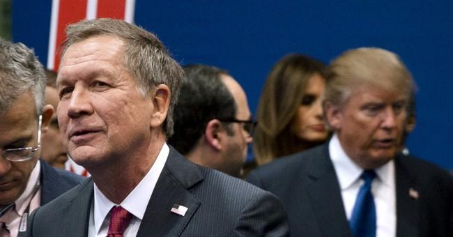 Party Disunity: Trump team says Kasich 'embarrassing' GOP
