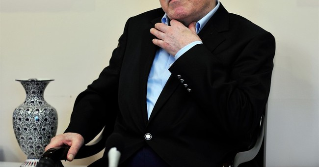 The Latest: Erdogan ready to reinstate death penalty