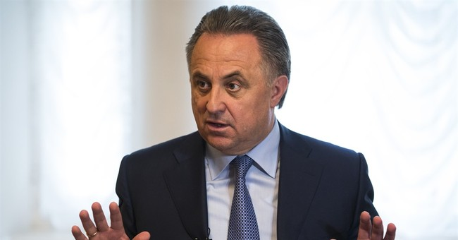 Russian sports head Mutko at risk from doping scandal