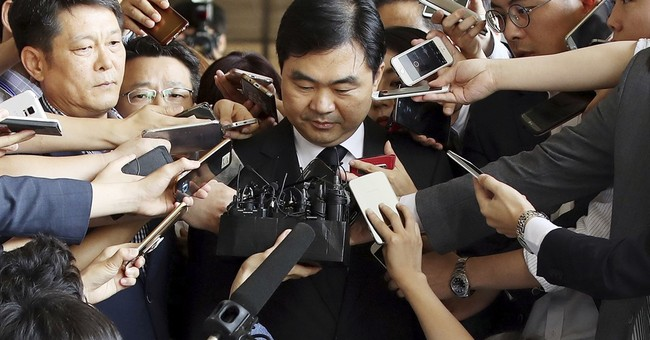 Senior S. Korean prosecutor arrested for alleged corruption