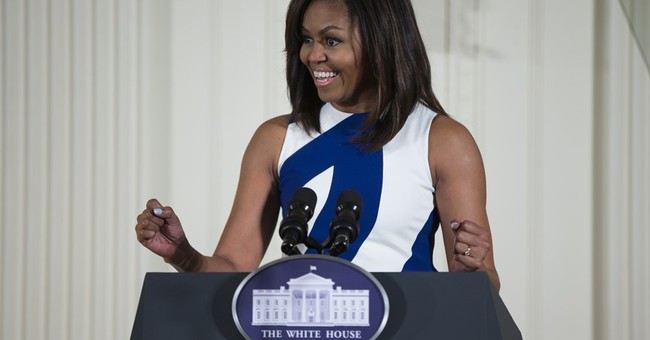First lady's 'Carpool Karaoke' video airing Wednesday