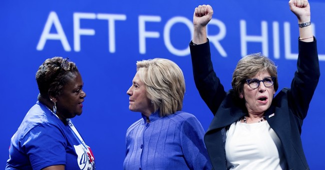 Clinton: First day of Republican convention 'surreal'