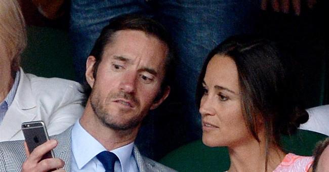 UK's Pippa Middleton engaged to hedge funder James Matthews