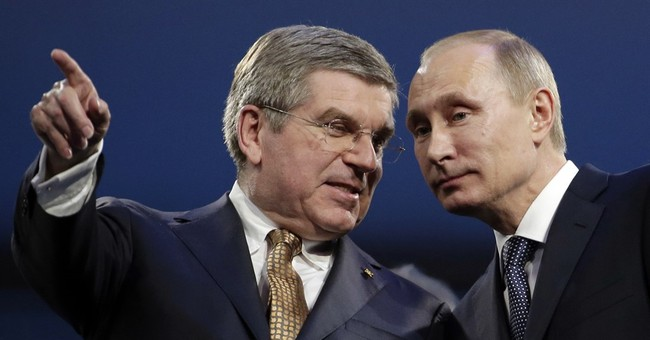 The Latest: Russia's sports minister welcomes IOC probes