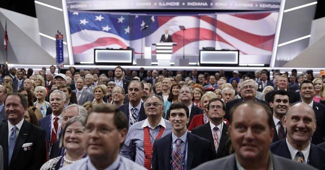 Republican platform tacks right on social issues