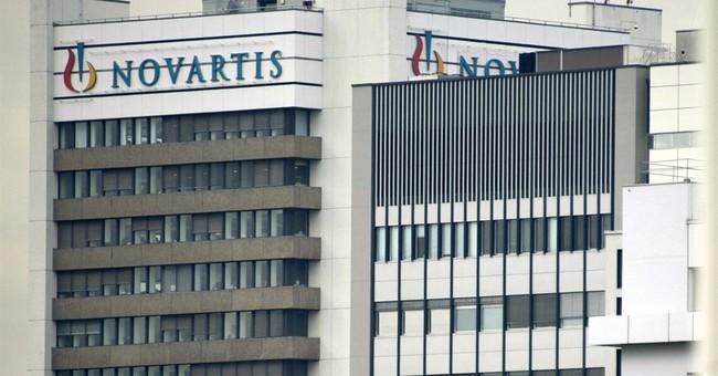 Novartis profit slips as generic drug competition hits sales