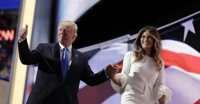 #FamousMelaniaTrumpQuotes dominate social media after speech