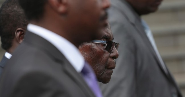 Zimbabwe's Mugabe says protest organizer should get out