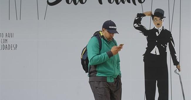 Brazil's top judge overrules suspension of WhatsApp service