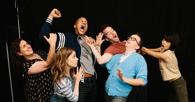 Birbiglia gives improv its first close-up on the big screen