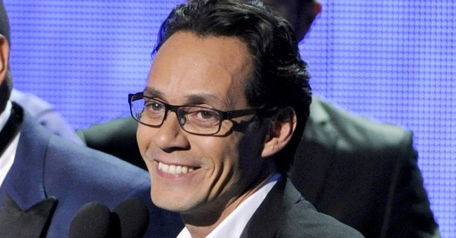 APNewsBreak: Marc Anthony is Latin Grammy Person of the Year