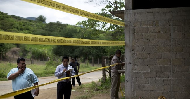 Mexican state fires state investigators in army slayings