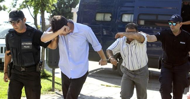 Turkey ambassador: Greece must return 8 military personnel