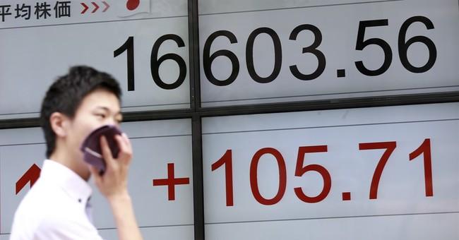World stocks mostly drop, Japan enjoys Pokemon-inspired rise