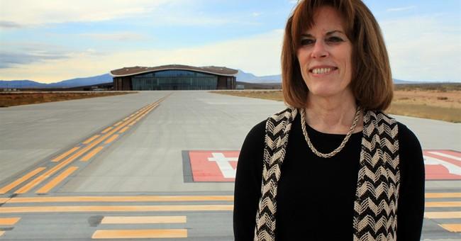 APNewsBreak: New Mexico spaceport authority director resigns
